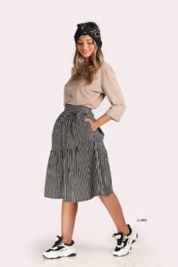 חצאית פרקל